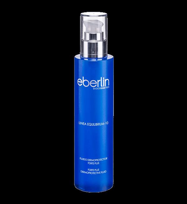 fluido dermoprotector forte plus de eberlin para limpieza facial en murcia