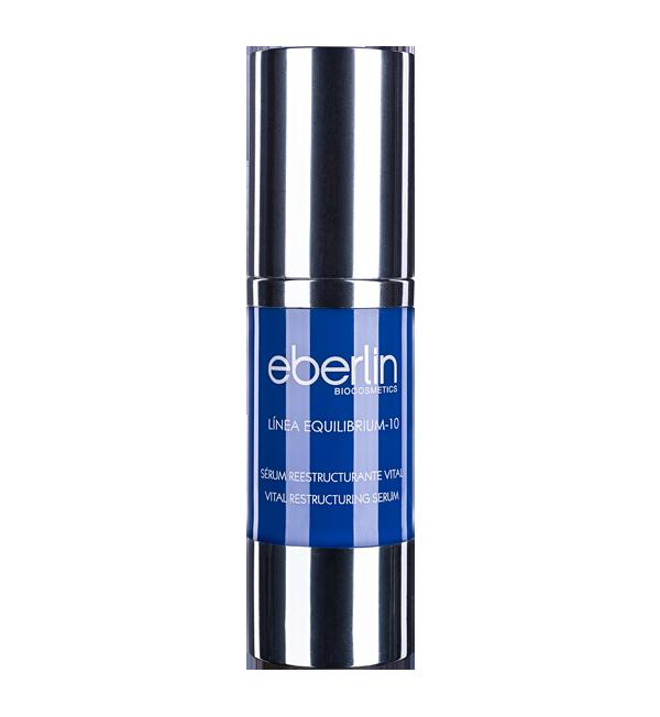 crema hydra vital reestructurante de eberlin para limpieza facial en murcia