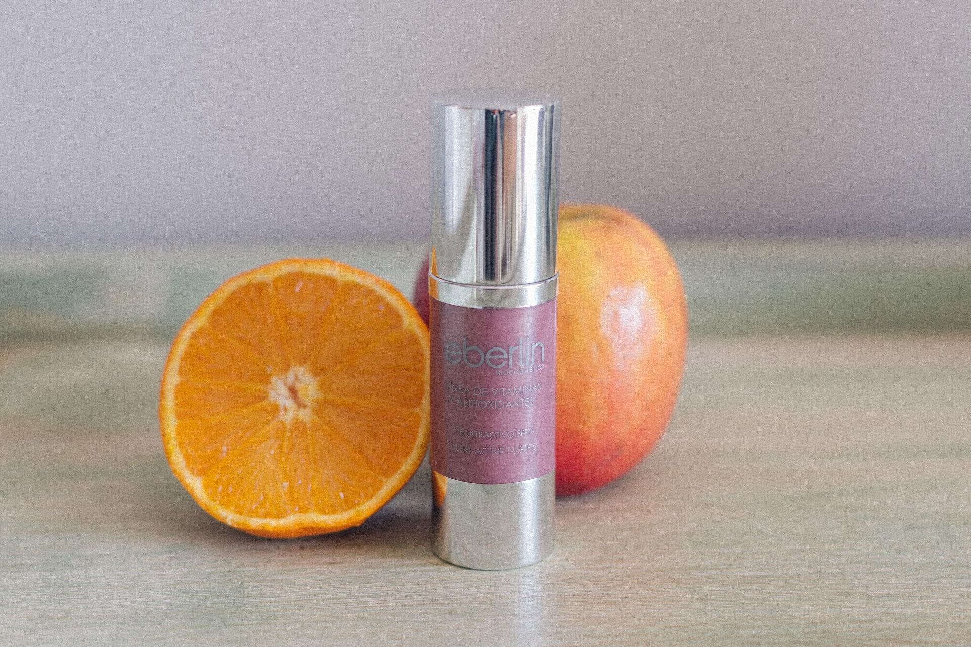 crema facial antioxidante con colageno hidrolizado fps 15 eternal secret